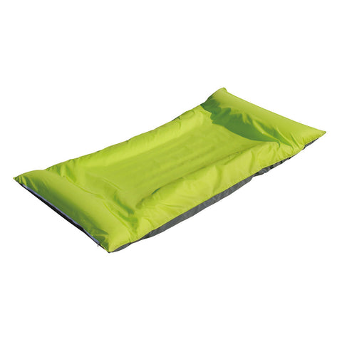 Deluxe Pool Bed Inflatable Pool Lounger