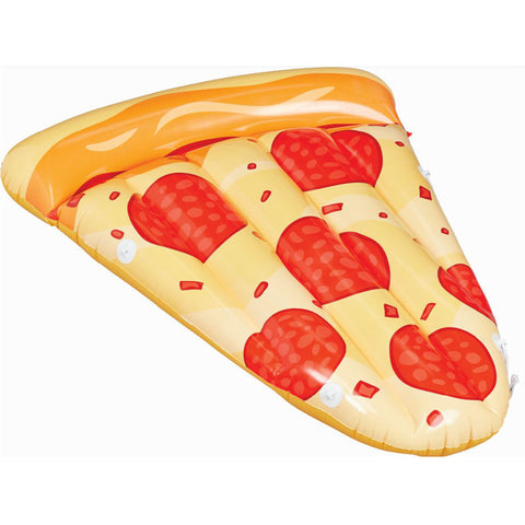 Pepperoni Pizza Pool Lounge Inflatable Float