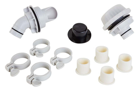 Replacement Wall Fitting Set for RX600 Pumps by Summer Waves Pools