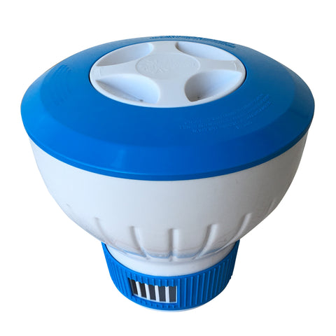 Floating Chlorine Dispenser for Above Ground Pools