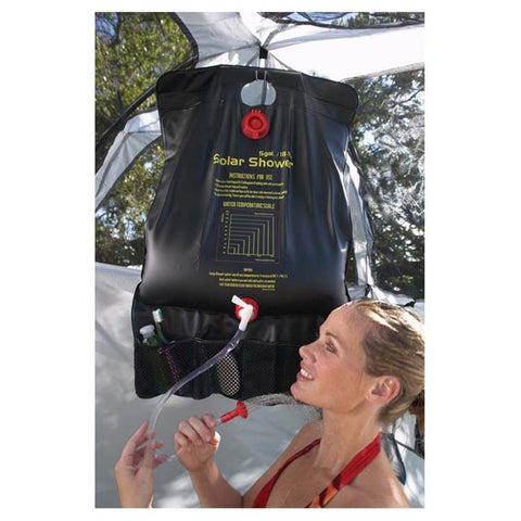 5 Gallon Outdoor Portable Solar Shower