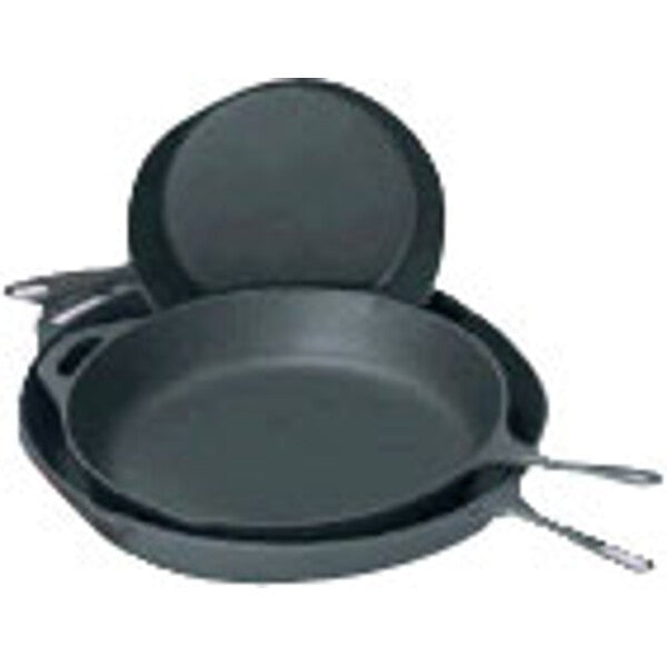 "9.5"" Cast Iron Cooking Skillet"