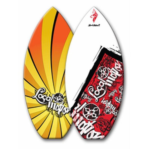 "Local Motion Wood Skimboard 35"" - 1"