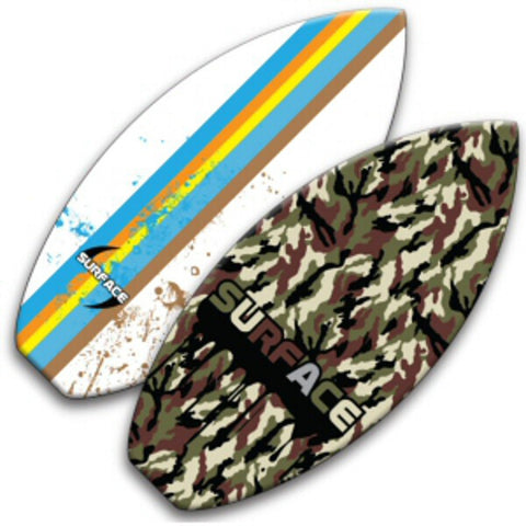 "Surface 45"" Wood Skimboard"
