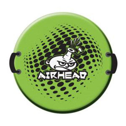 "Airhead 23"" Foam Snow Disc Saucer Sled"