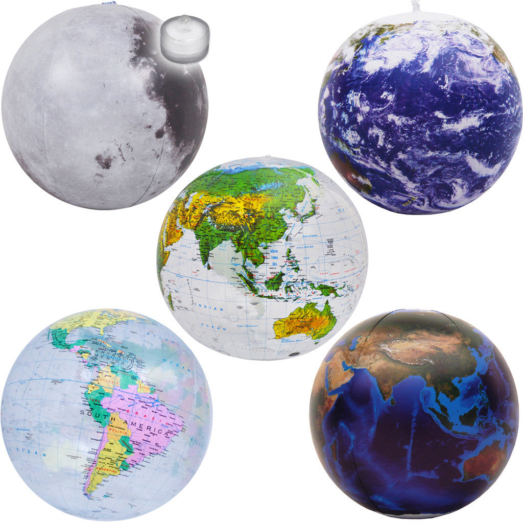 The Ultimate Globe Set