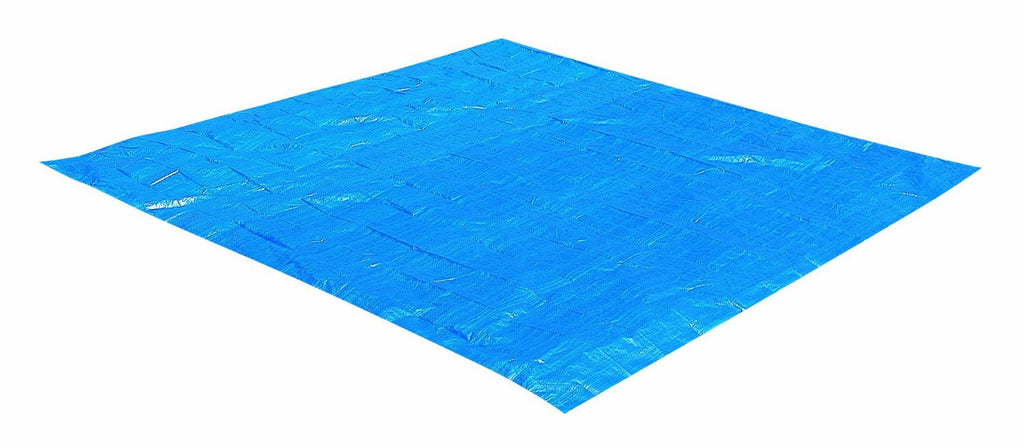 Square Pool Ground Cloth 19ft