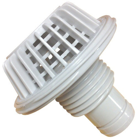 Summer Escapes Replacement Suction Wall Fitting for 600 GPH Filter Pumps 078-110283