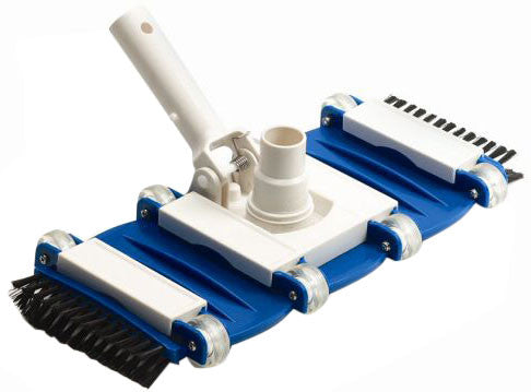 Swimming Pool Flex Side Vacuum Head with Brush