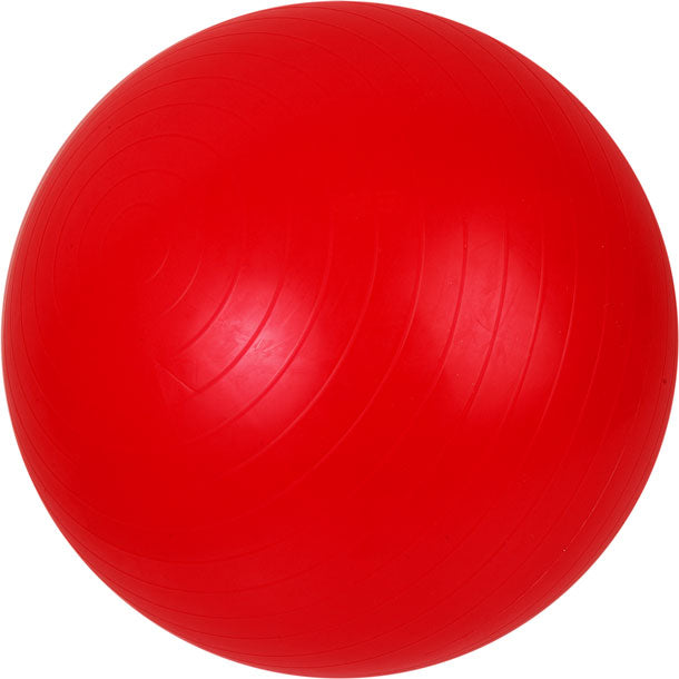 Gym Ball 22 Inch Diameter Red