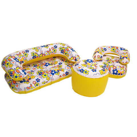 Inflatable Chair Set for Children - 1