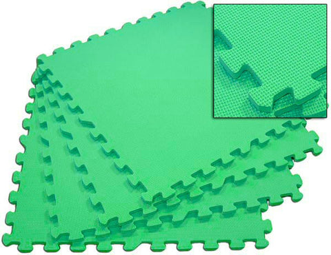 "24"" Puzzle Mats in Various Colors - 3"