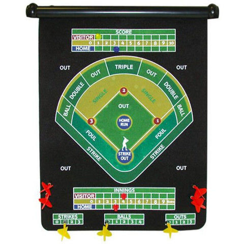 Magnetic Baseball Dart Set