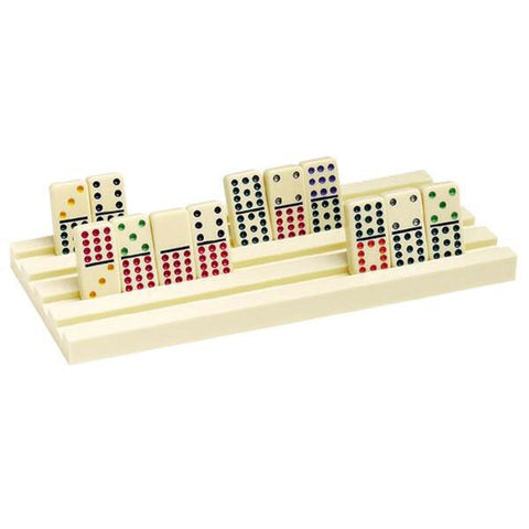 2 Piece Plastic Domino Tile Holder
