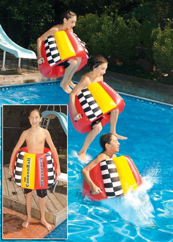 The Cannonball Pool Inflatable