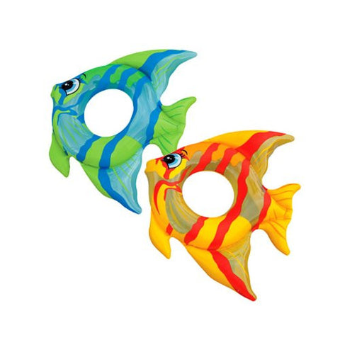 Tropical Fish Rings Inflatable