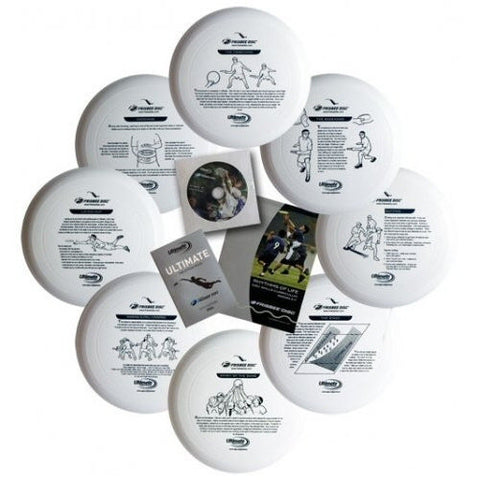 Ultimate Frisbee Junior Outreach Set