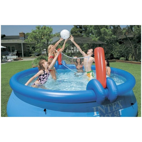Volleyball & Basketball Set for 15' or 18' Easy Set Pools