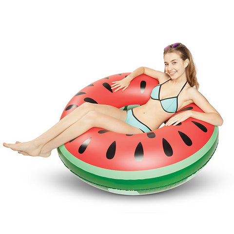 Inflatable Giant Watermelon Pool Float - 1
