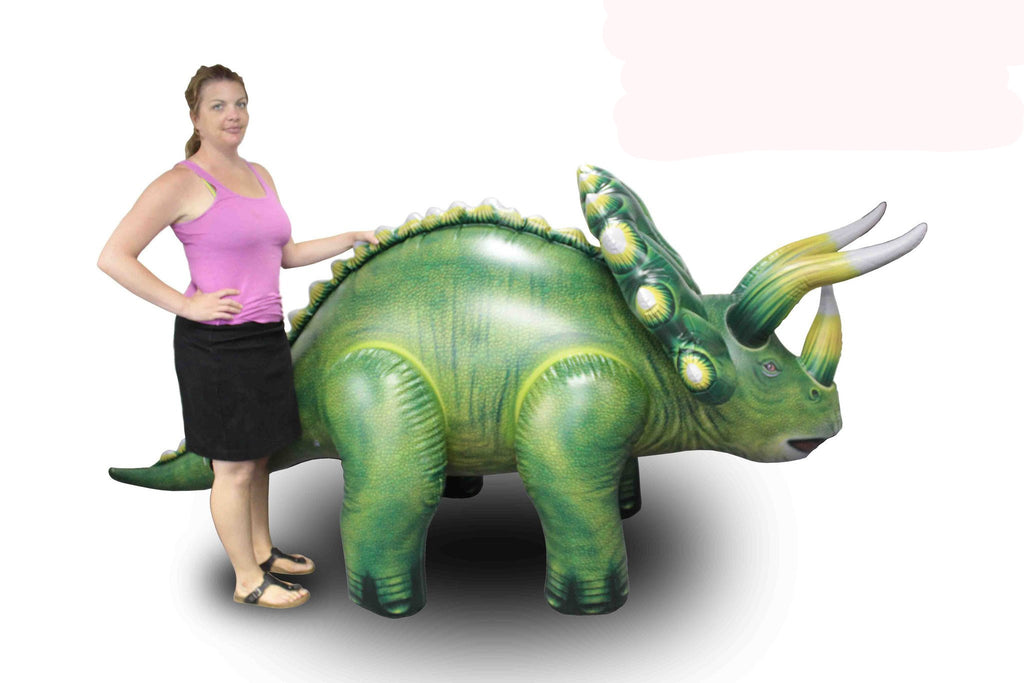 XL Triceratops Inflatable - 1