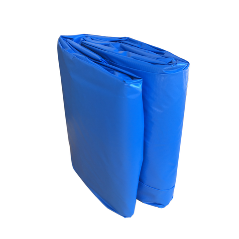 "Replacement Liner for Summer Escapes 18' x 48"" Pro Series Frame Blue Pool (Oblong Frame Pieces Only)"