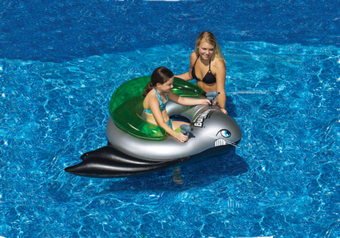 Inflatable Batwing Battle Pool Toy