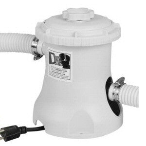 RP600 Summer Escapes 600 GPH Complete Filter Pump w/ GFCI