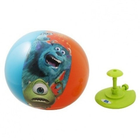 Monsters Inc Hover Ball Sprinkler Toy