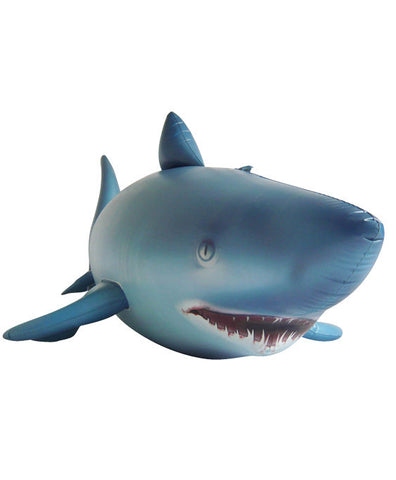 7' Long Shark Inflatable - 1