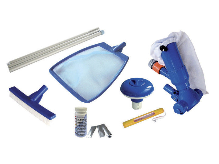 Deluxe Above Ground Pool Maintenance Kit