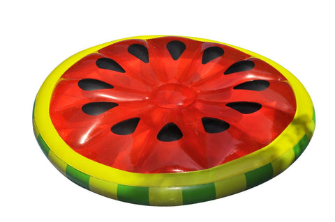 Watermelon Slice Pool Island Lounger