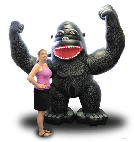 8' Gorilla Inflatable - 1
