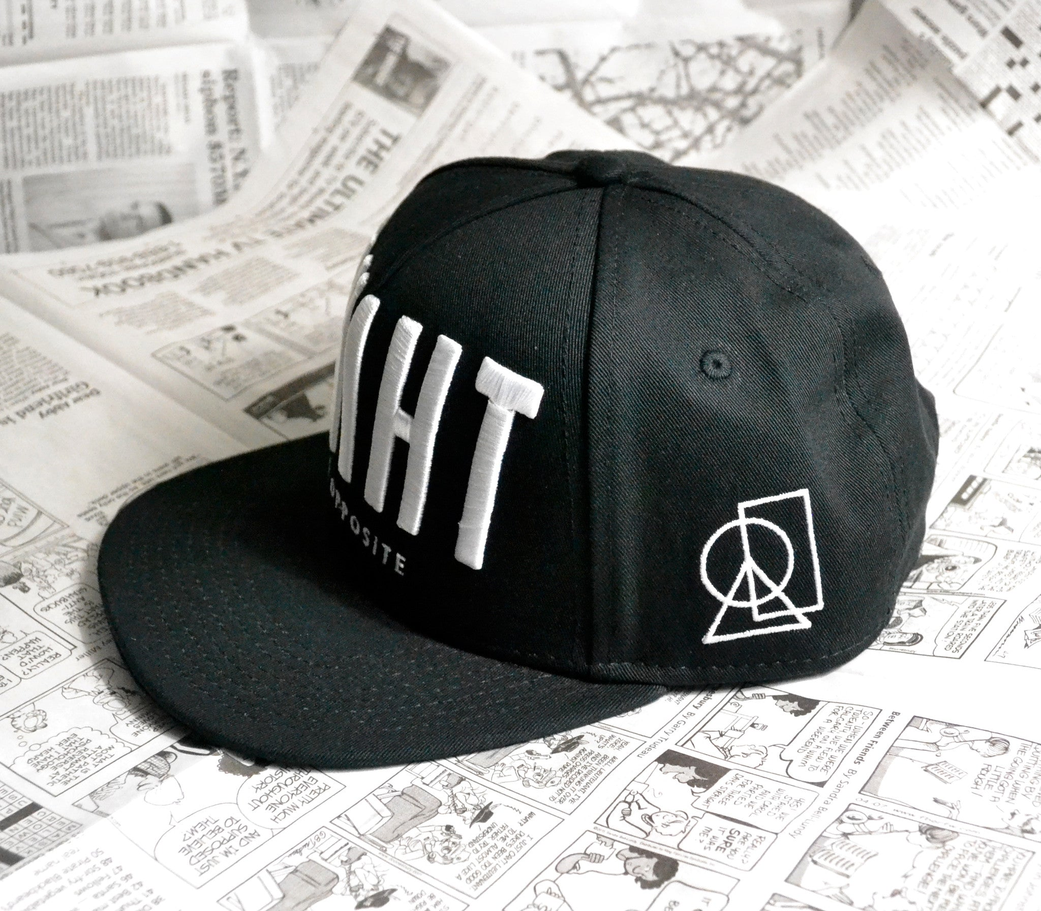 THINK CAP (BLACK)