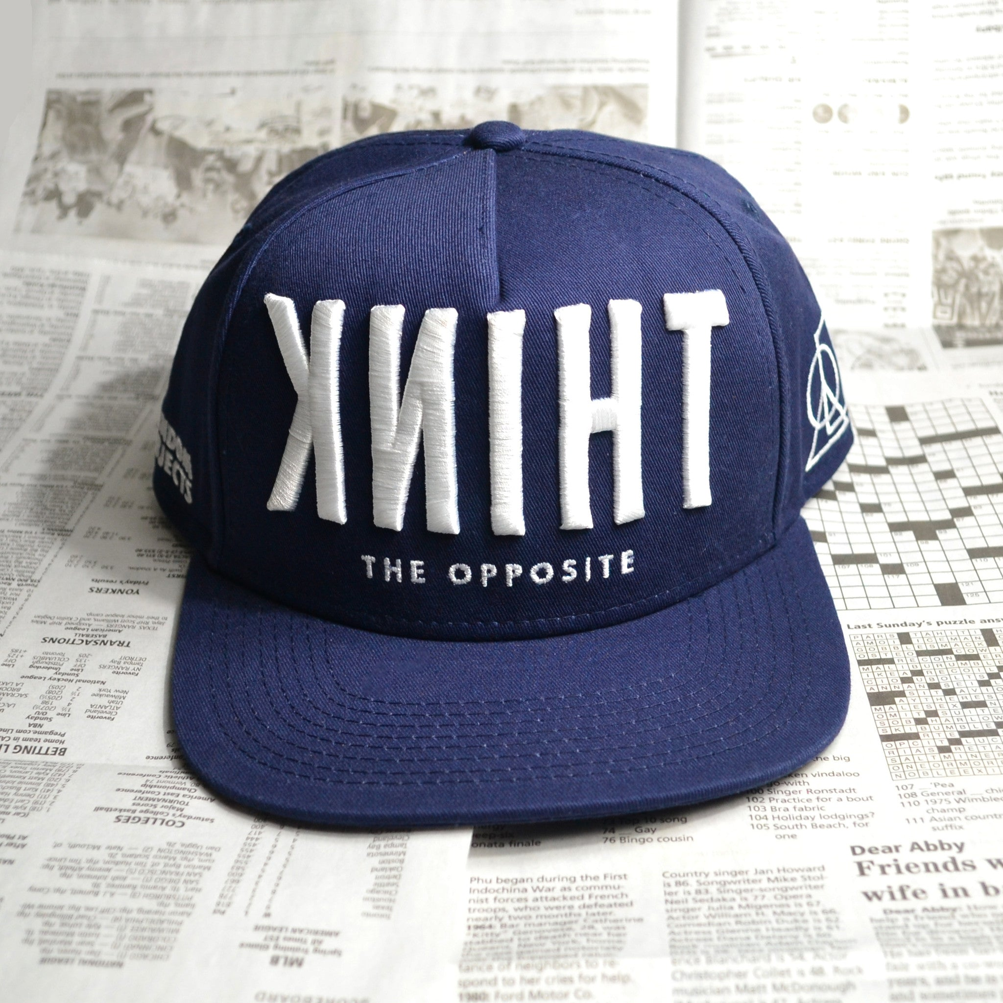 THINK CAP (NAVY)