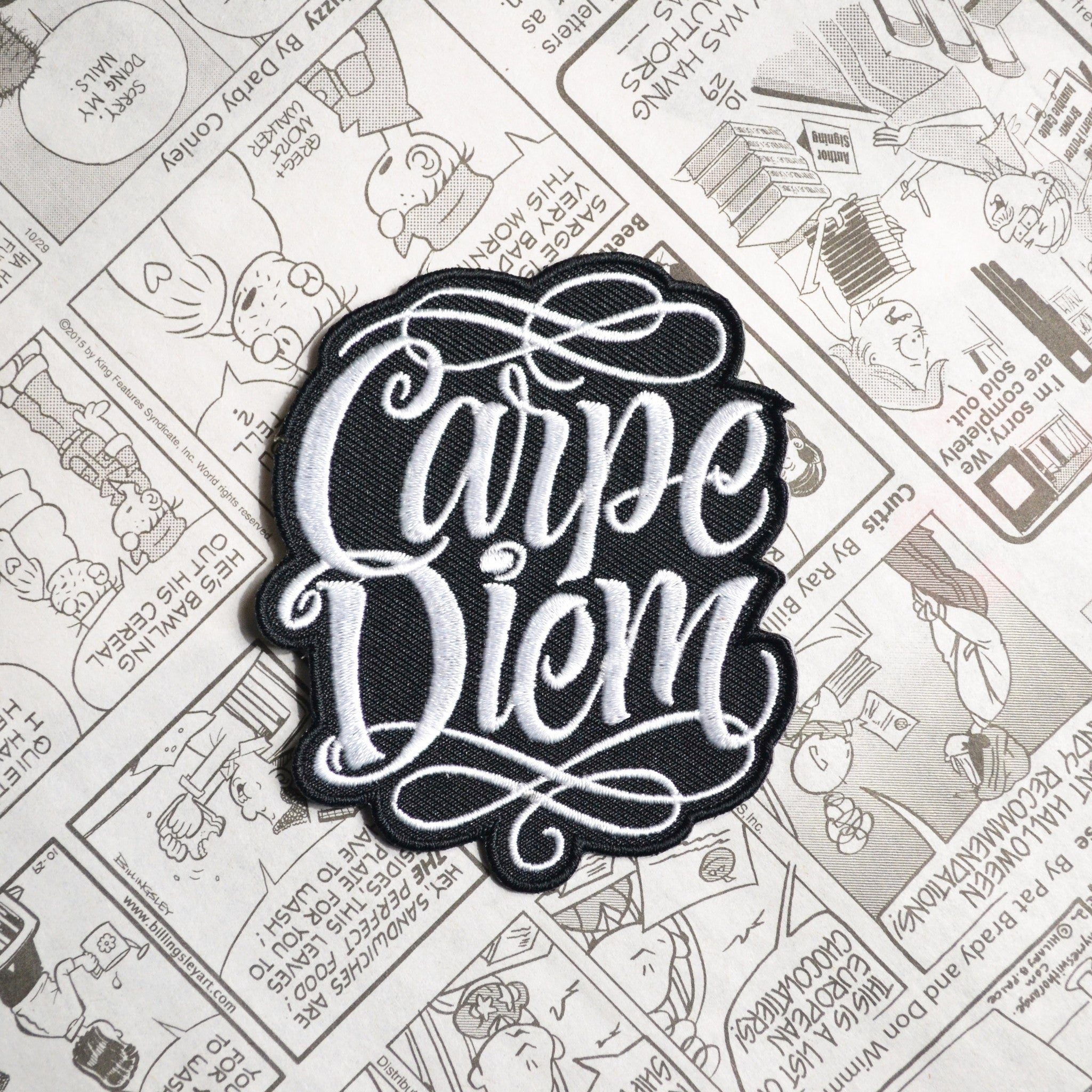 """CARPE DIEM"" PATCH"