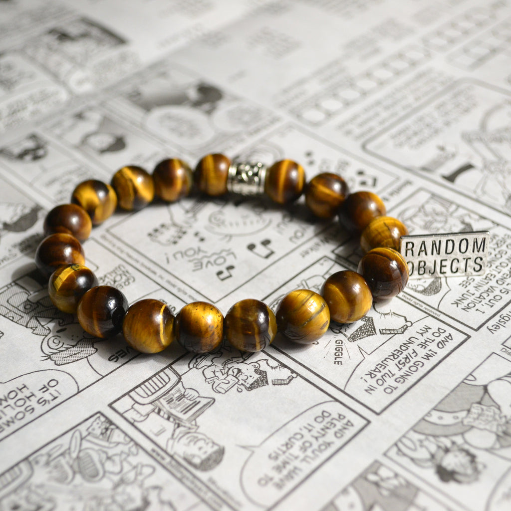 """EYE OF THE TIGER"" BRACELET"
