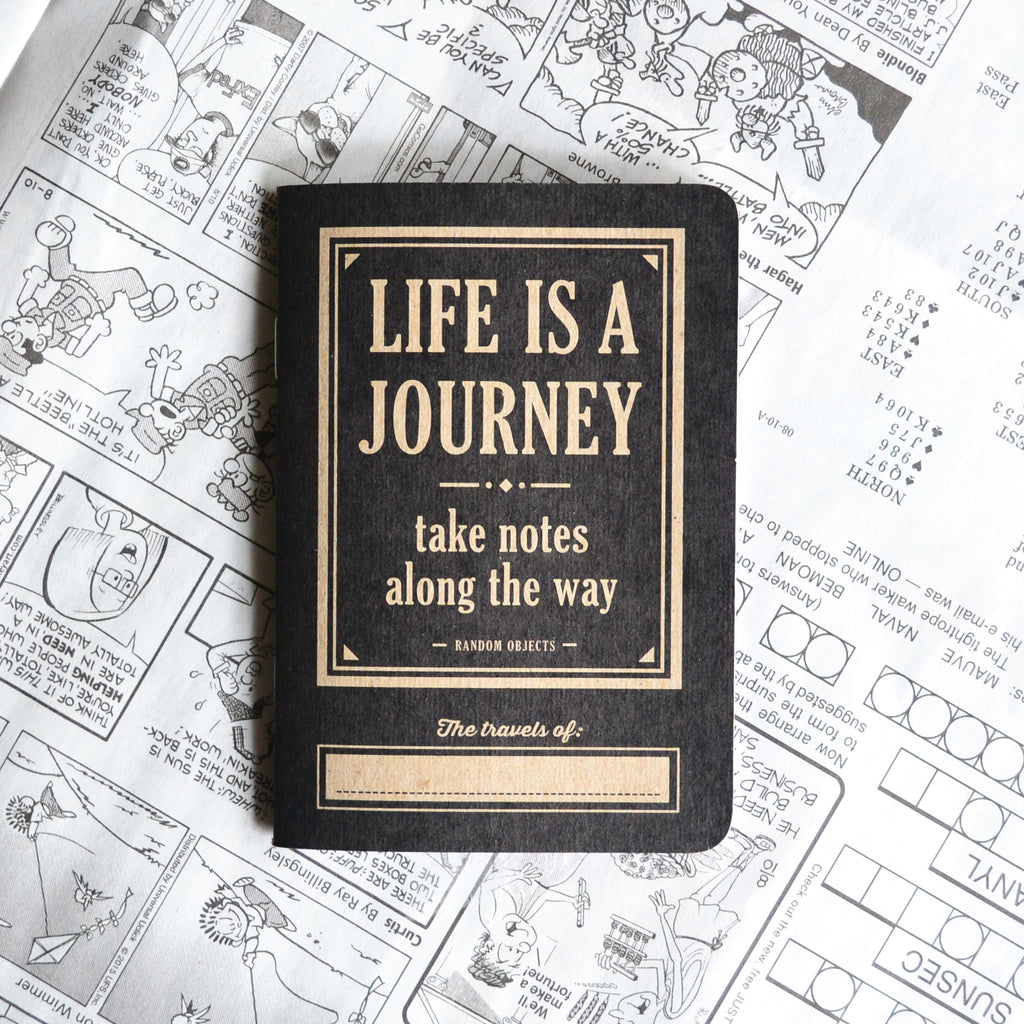 JOURNEY NOTEBOOK