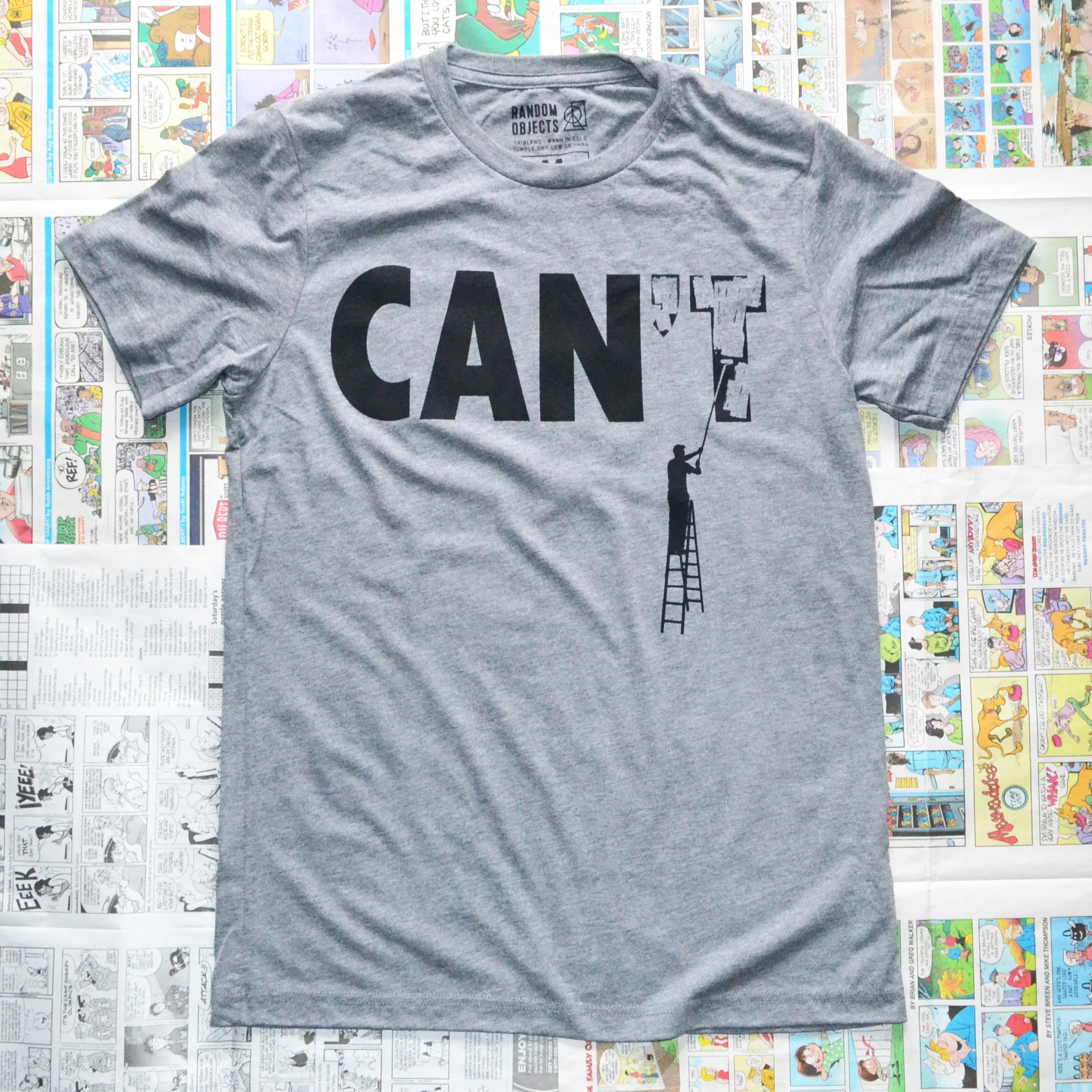 CAN OR CAN'T (TRI-BELND)