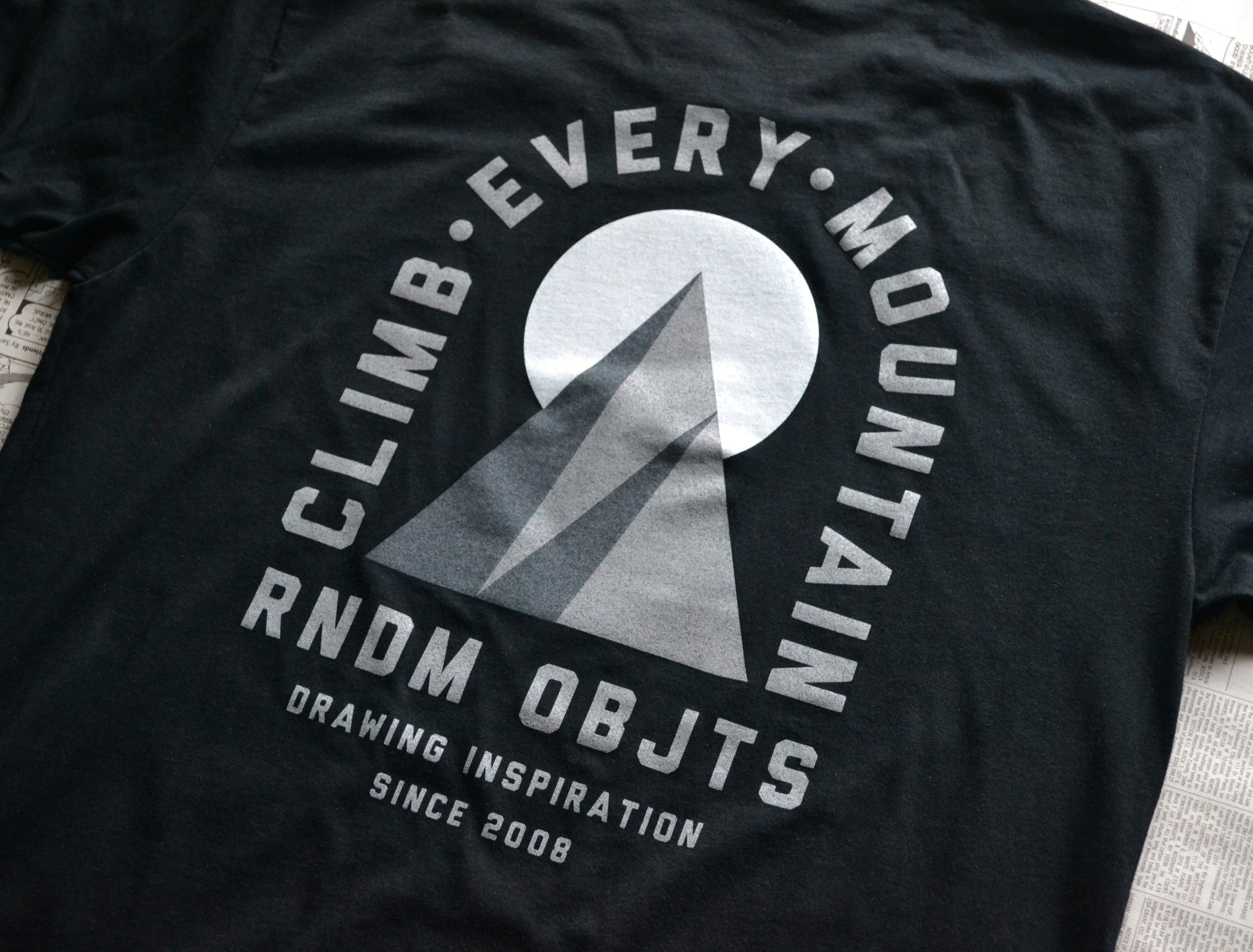 CLIMB EVERY MOUNTAIN (LIMITED EDITION)