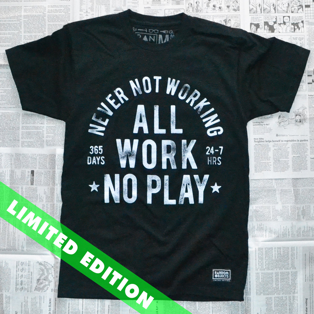ALWAYS WORKING (LIMITED EDITION)