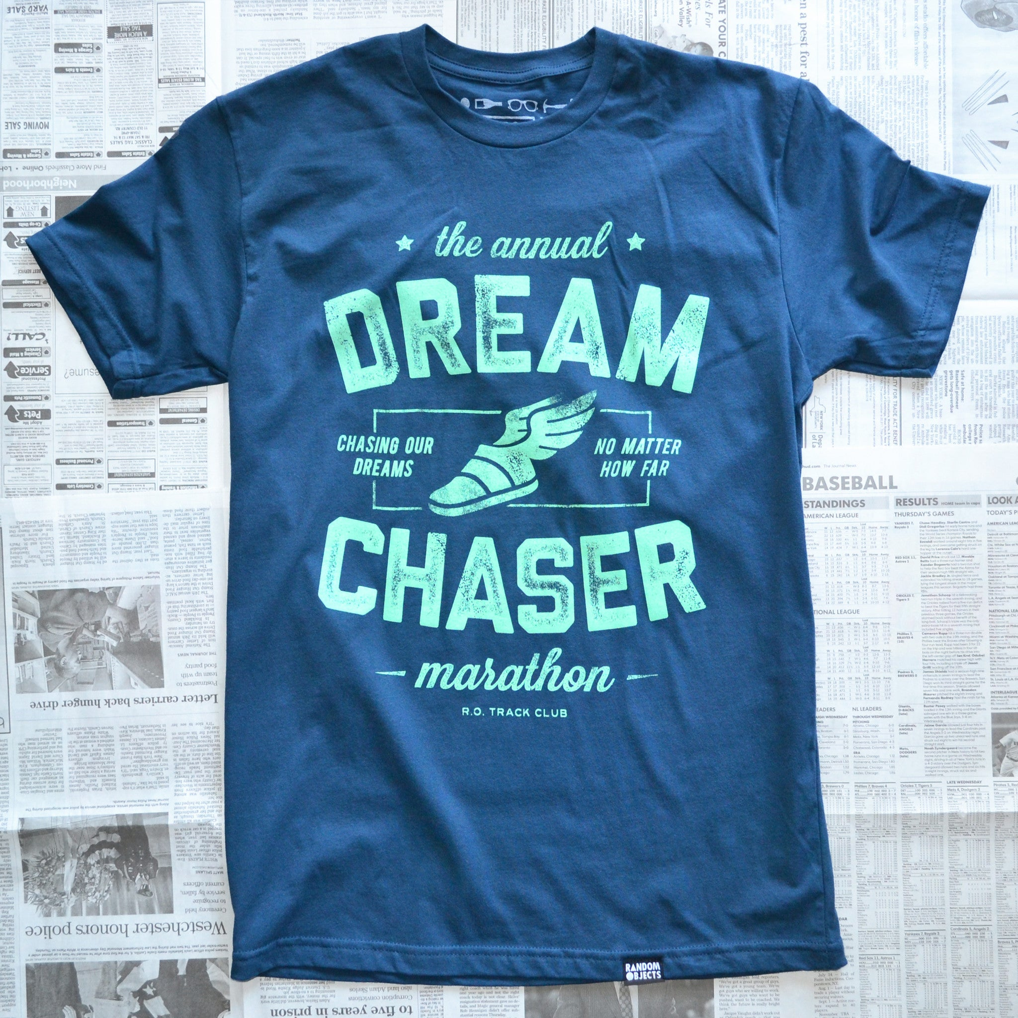 DREAM CHASER (INDIGO)