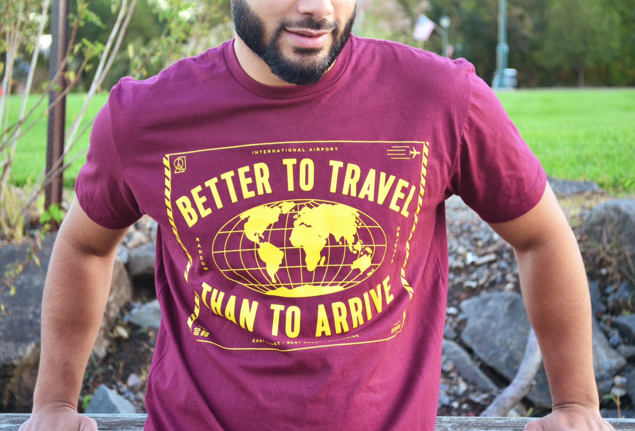 BETTER TO TRAVEL
