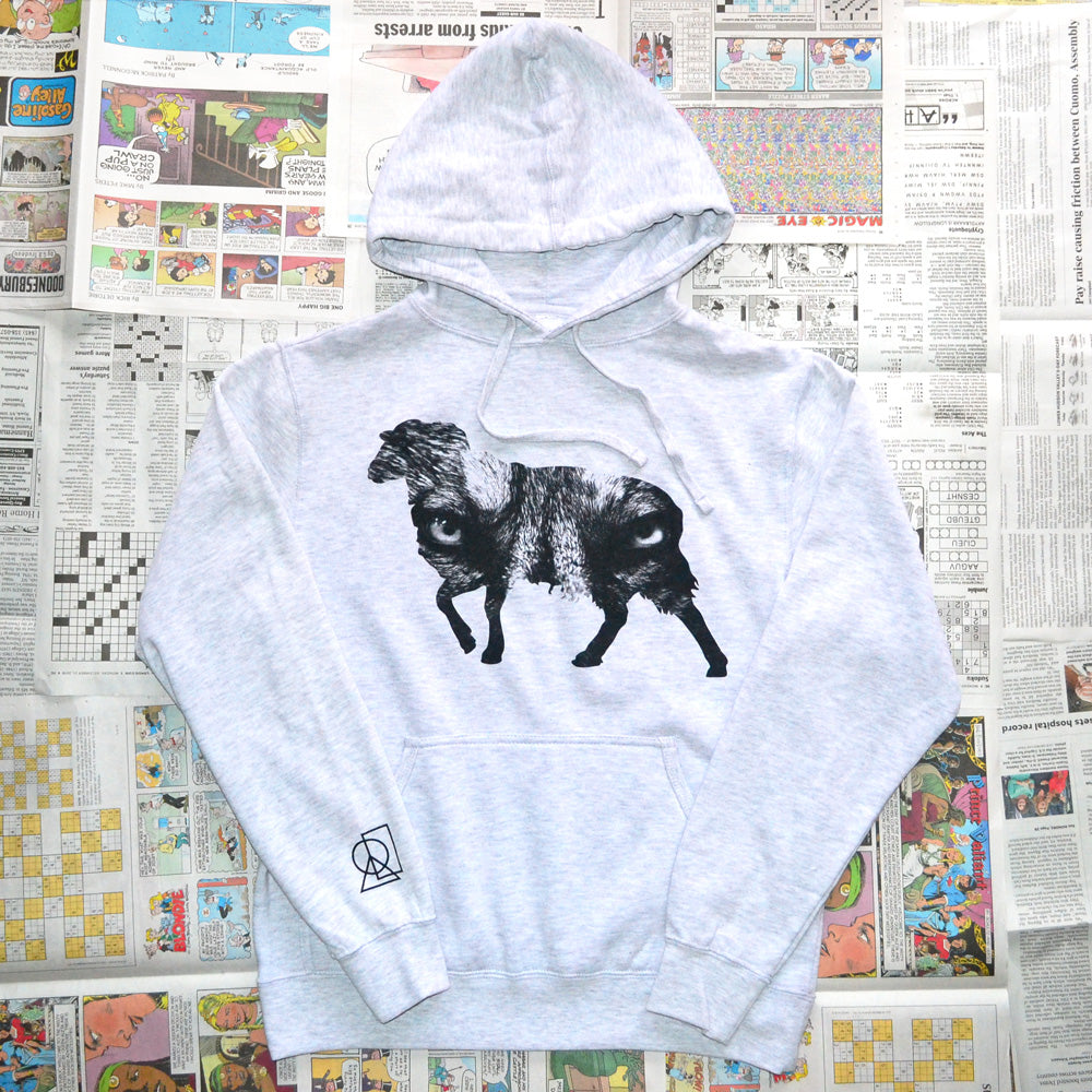 """WOLF IN SHEEP'S CLOTHING"" PULLOVER"