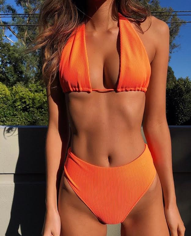Julianne Top - Tangerine