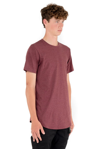 Scoop Tee - Port