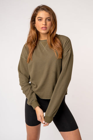 Baby Thermal - Olive