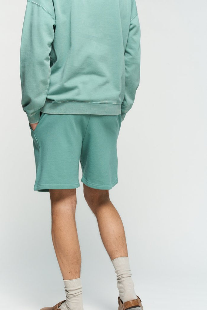 Baggies Sweatshorts - Beryl Green
