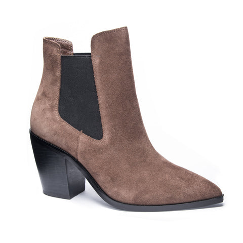 Utah Bootie - Oak Brown