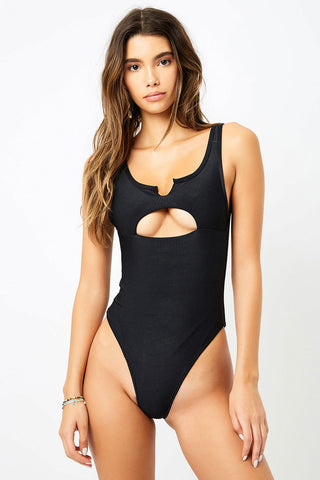Cody One Piece - Black