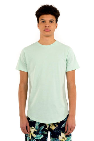 Eazy Scoop Tee - Mint